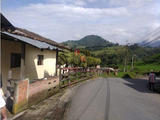 Venta lote en Vereda Gallinazo,Villamaria