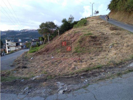 Venta lote en Villamaria, Altos de Monserrate