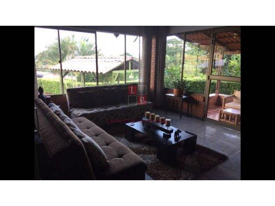 Venta casa campestre Santagueda,Manizales