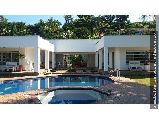 Alquiler casa campestre, la cabaña, Manizales