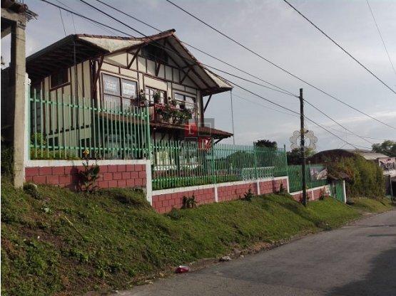 Venta casa campestre en Alto Tablazo,Manizales