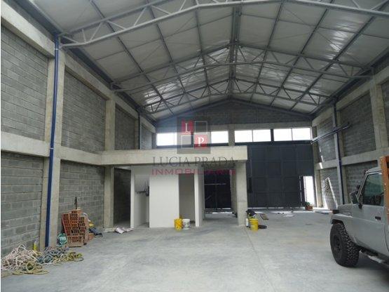 Alquiler bodega sector Centro, Manizales