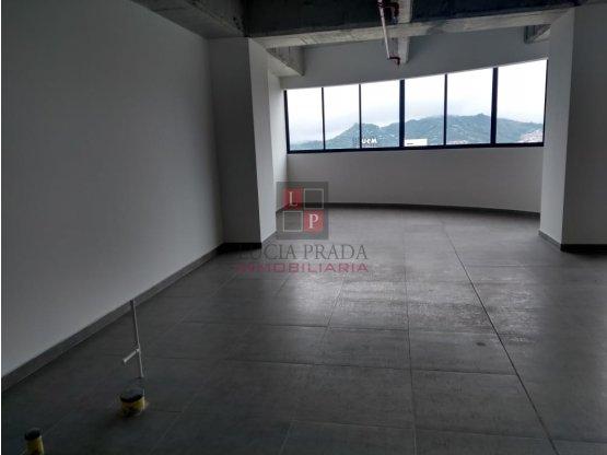 Alquiler Oficina Av. Santander, Manizales