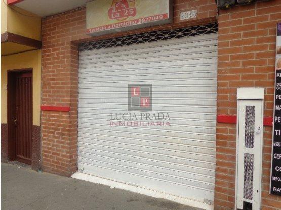 Alquiler local en Linares