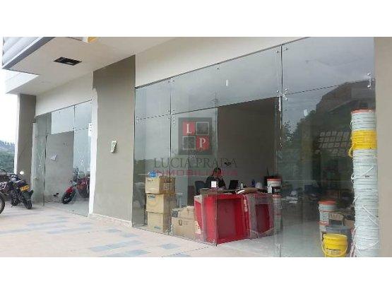 Alquiler local en sector la Autonoma,Manizales