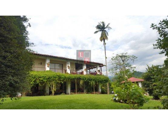 Venta finca de descanso San Peregrino, Manizales