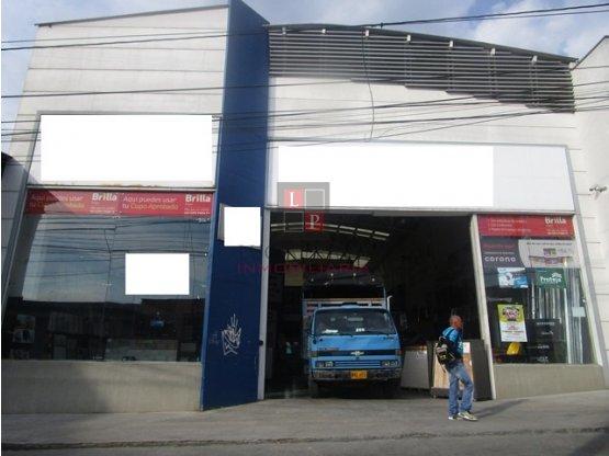 Excelente Bodega en Venta Centro Villamaria,
