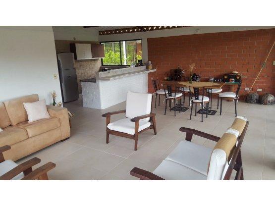 Venta Casa Campestre Conjunto Santagueda,Manizales