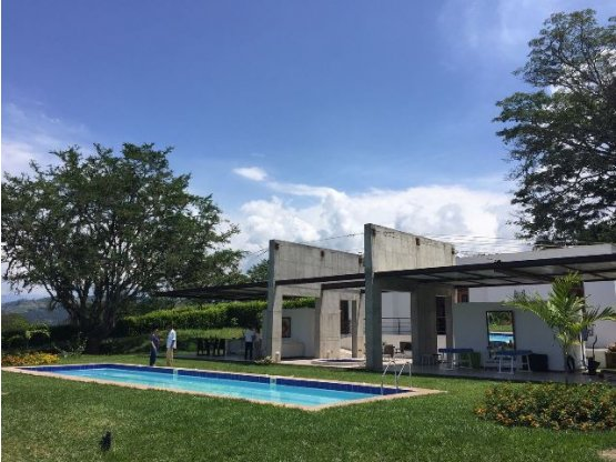 Venta Casa Campestre, Santagueda