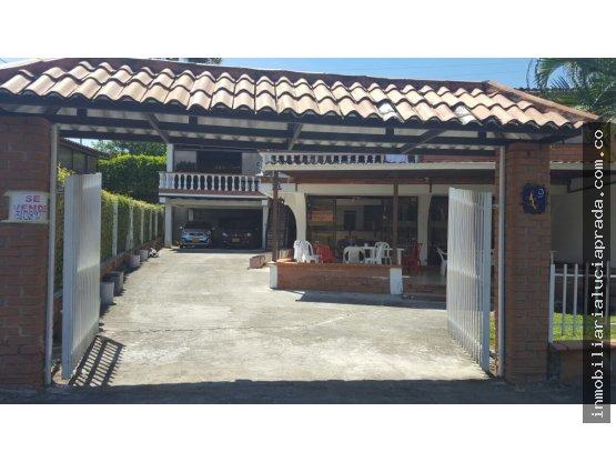 Venta Casa Campestre, Santagueda, Manizales