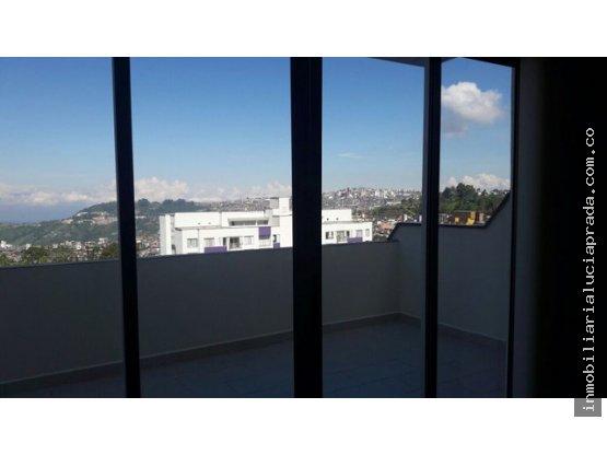 Alquiler Lindo Penthouse Palermo, Manizales