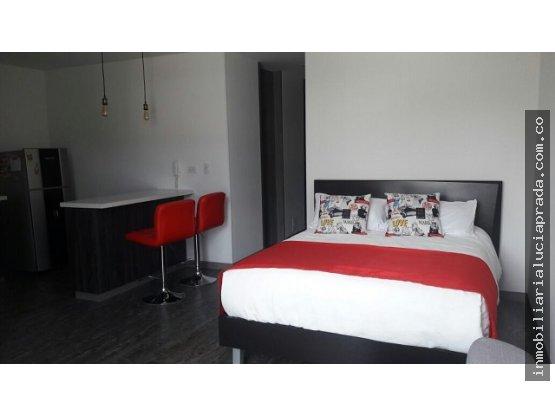 Alquiler apartaestudio en Milan, Manizales