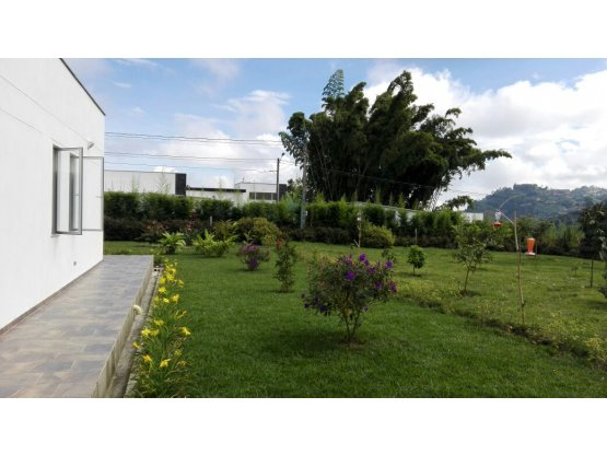 Venta Casa Campestre Arenillo, Manizales
