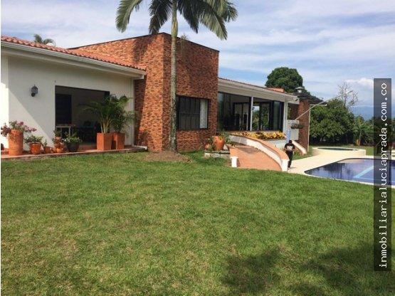 Venta casa campestre en Santagueda, Caldas