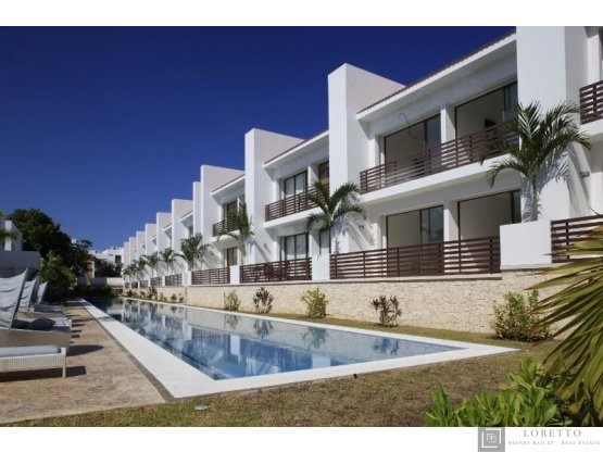 Residencia en Playacar 0012-A