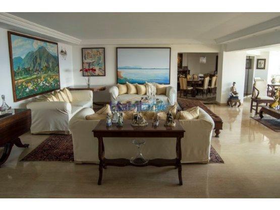 Se Vende apartamento 450m2 3h/4b/2p Altamira