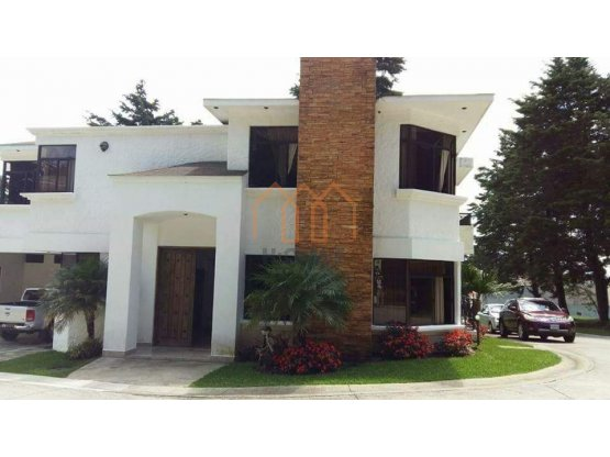 Alquiler Casa amueblada Carretera Al Salvador Km. 26.5