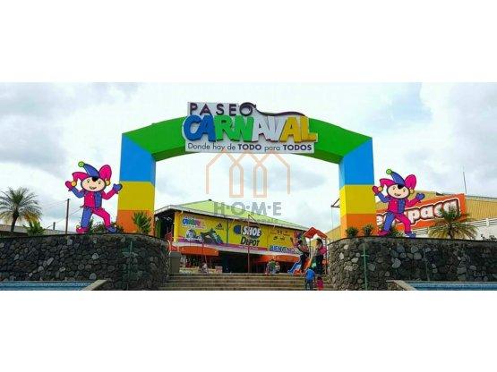 Local en Venta Paseo Carnaval Mazatenango 26m2