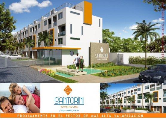 Condominio Santorini Town House - Ternera