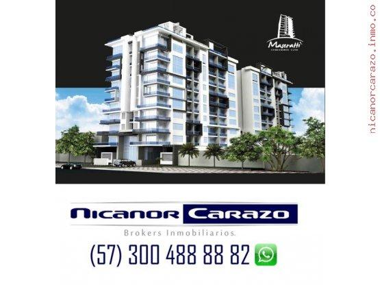 Maseratti Condominio Club - Cartagena de indias