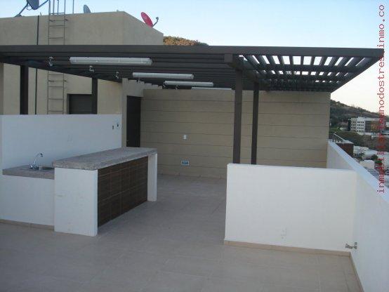 Los compradores apartamento para vender en morelia for Terrazas zero morelia