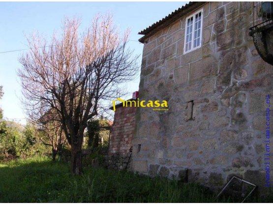 Casa restaurar de piedra