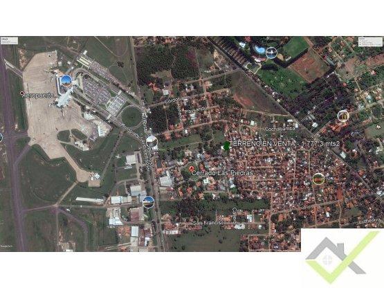 ÚLTIMOS  1.777 mts2 - Condominio Cerrado Piedras