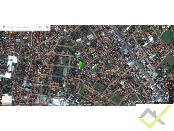 TERRENO DE 951,87 mts2 - Fdo. de la Mora (N)