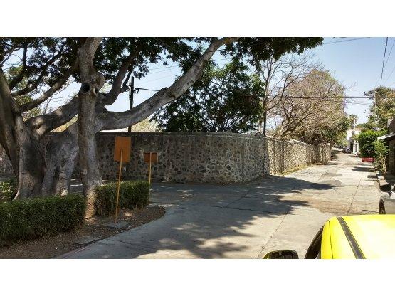Terreno en venta Vista Hermosa Cuernavaca