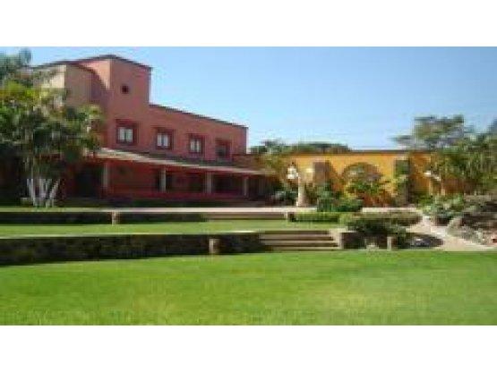 Ex hacienda en venta, Cuernavaca, Morelos.