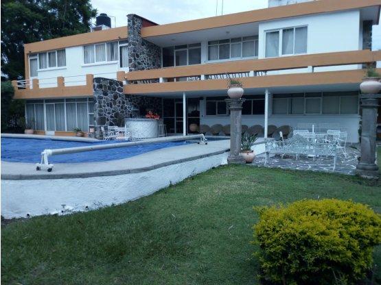 Residencia en venta, col. Reforma.