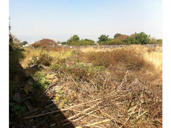 Terreno comercial en venta sobre Parvial, Jiutepec