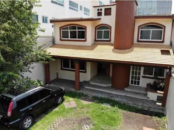 Casa en Venta Fraccionamiento Rincón Pedregal CDMX