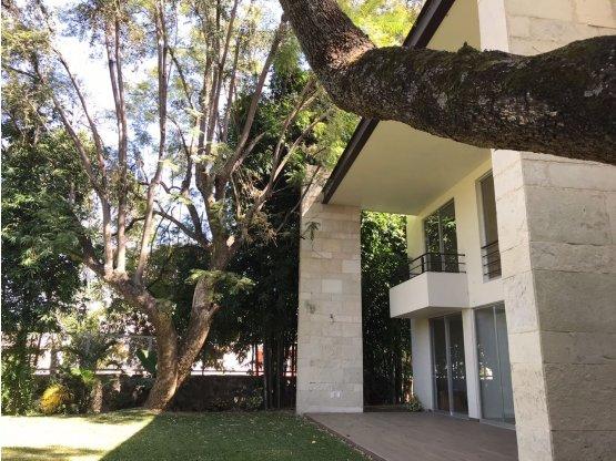 Casa en Venta Buenavista Cuernavaca 540 m2