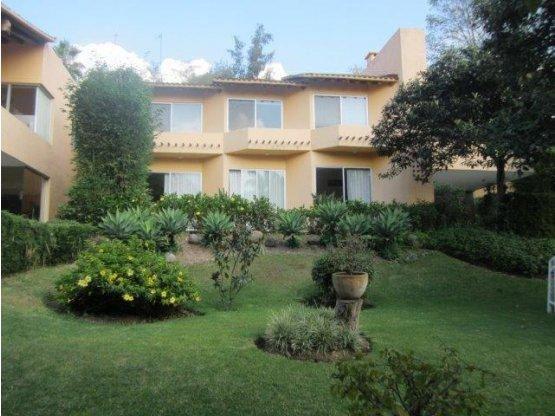 Casa Condominio en Venta Limoneros Cuernavaca