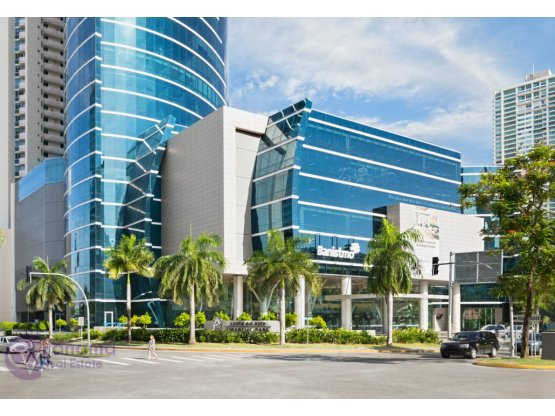 OFICINA FINANCIAL PARK 470mts - COSTA DEL ESTE
