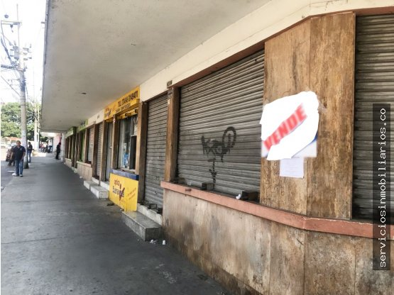 VENTA EDIFICIO CENTRO COMERCIAL - BARRANQUILLA