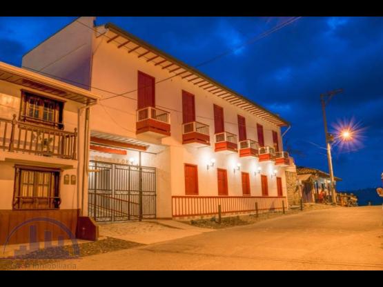 SE VENTE HOTEL EN SALENTO, QUINDIO