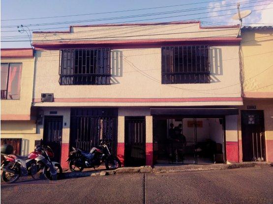 SE VENDE CASA CON 4 RENTAS EN CUBA, PEREIRA