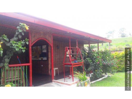 Vendo Finca Vereda Guagas, Santa Rosa