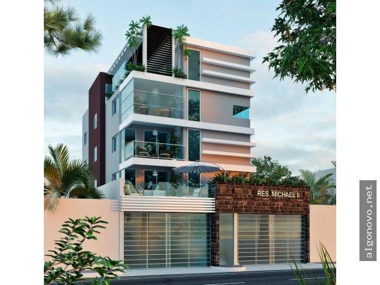 Apartamento de 3 habitaciones con terraza