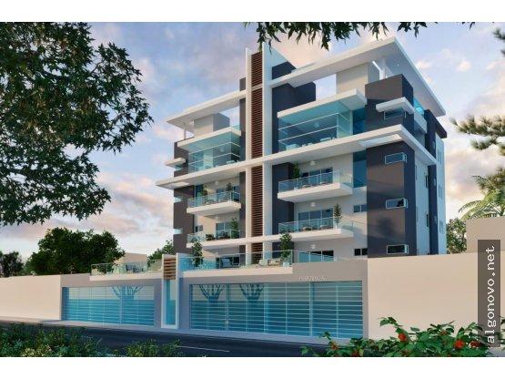 Apartamentos de 3 habitaciones, y 139.2 mts., SDE