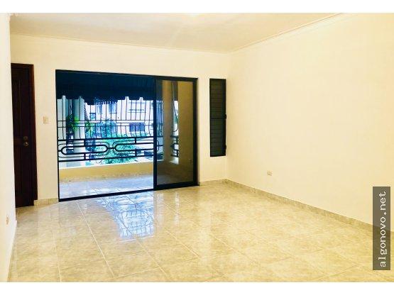 Apartamento en el Evaristo Morales
