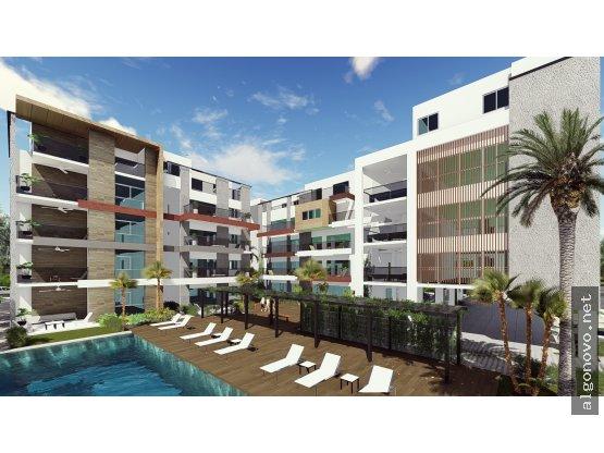 Apartamentos en Punta Cana, Village