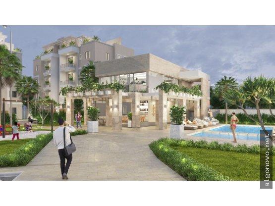 Proyecto de apartamentos / Arroyo Hondo