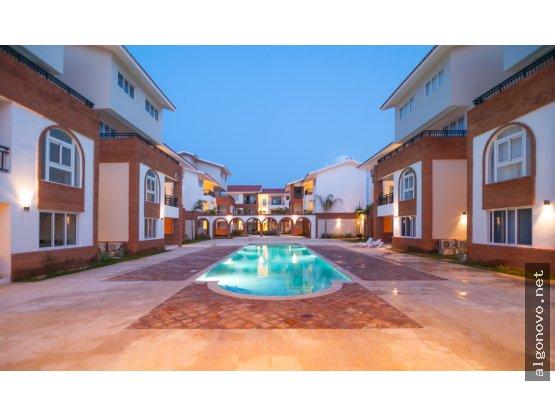 Coral Village II/ Apartamentos en Bávaro