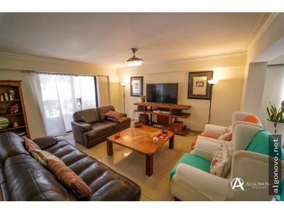 Apartamento amueblado en alquiler / Paraíso