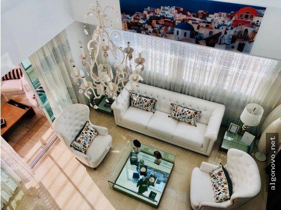 Penthouse en venta / Ensanche Naco