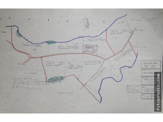 Vendo Finca Quindio sector Circasia