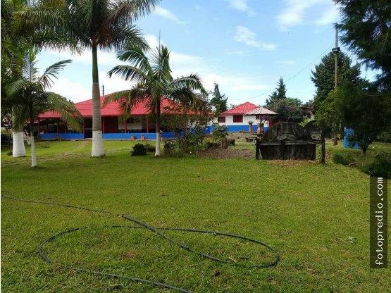Vendo casa campestre Anolaima Cundinamarca